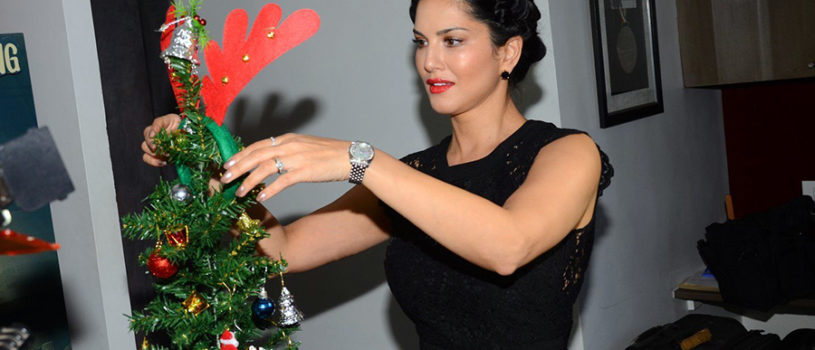 Christmas Special with Sunny Leone