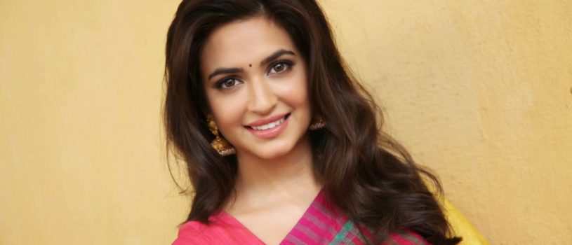 Telugu Actress Kriti Kharbanda Stills in Indian Saree