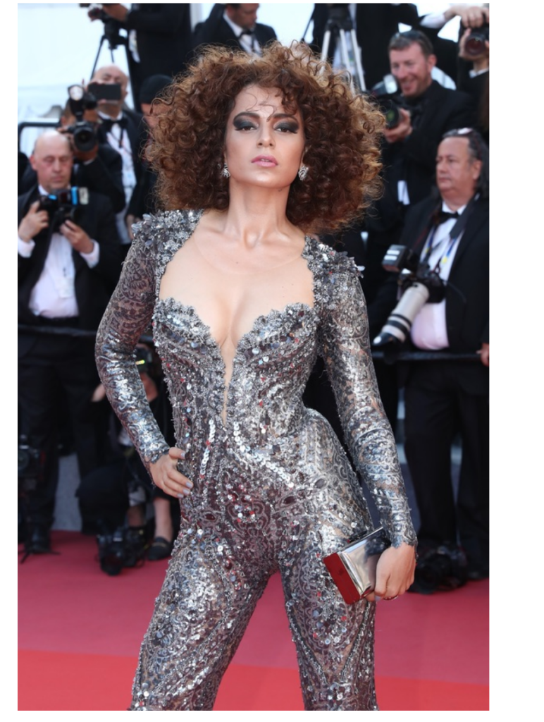 Kangana Ranaut 2018 Cannes Film Festival - More Indian ...