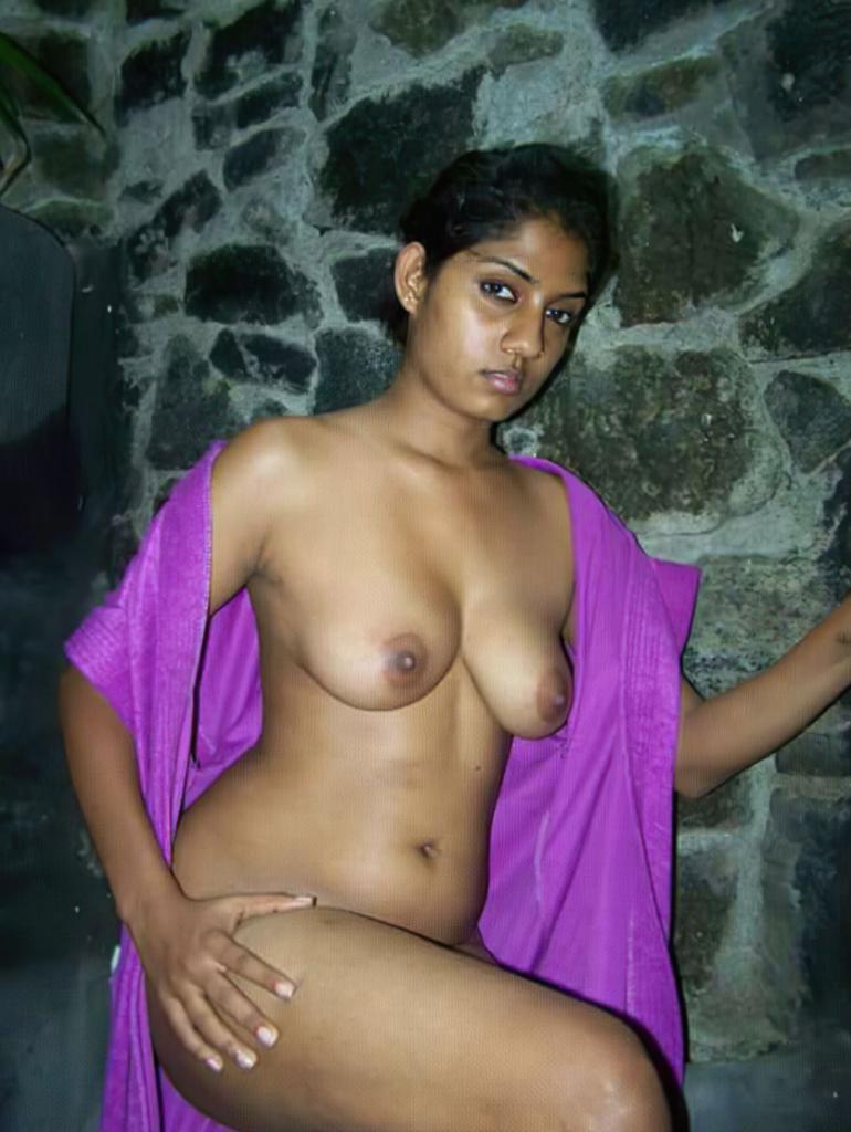 Tamil girl top naked